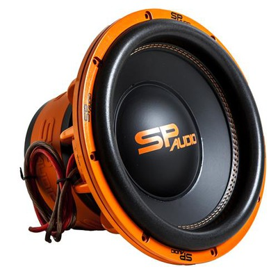Sp Audio SP12 CX Mélynyomó, 30CM 5000 WATT 2x2ohm