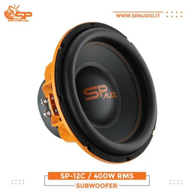 Sp Audio SP12C 30 CM mélynyomó 800watt
