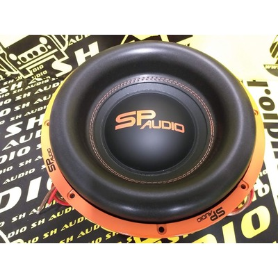 Sp Audio SP12CXXX Mélynyomó, 30CM 5600 WATT 2x2ohm