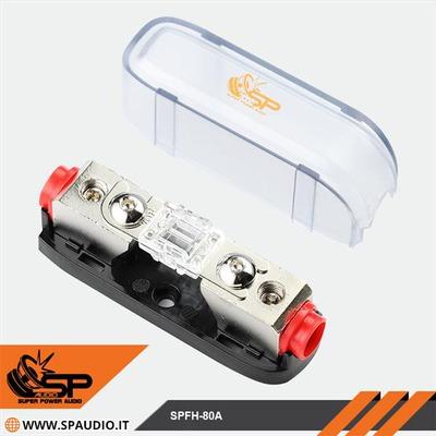 SP Audio SP80ANL Mini biztosítéktartó