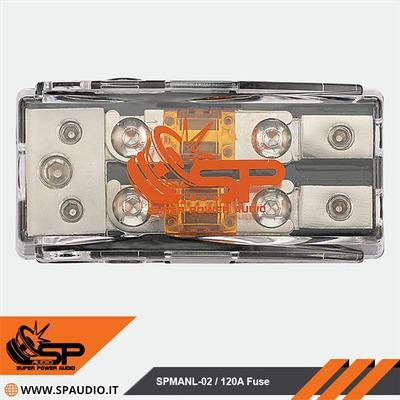SP Audio SPMANL-02 biztosítéktartó