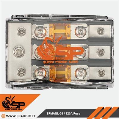 SP Audio SPMANL-03 biztosítéktartó