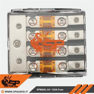 SP Audio SPMANL-04 biztosítéktartó