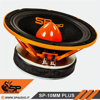 SP10MM PLUS 4 OHM Mélyközép FERRITE 25CM 400 WATT RMS