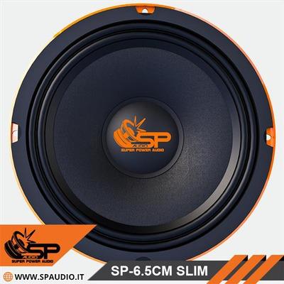 SP6.5CM-SLIM mélyközép hangszóró párban,16.5CM/6.5