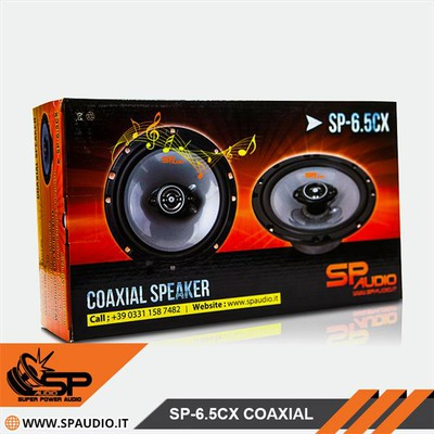 "SP6.5CX 16.5CM/6.5"" COAXIAL 300W (2WAY) - Kép 1."
