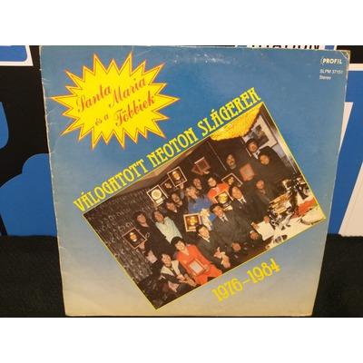 Válogatott Neoton slágerek 1976-84