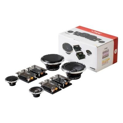 Vibe Audio BLACKAIR63C-V6B autóhifi komponens hangszóró szett