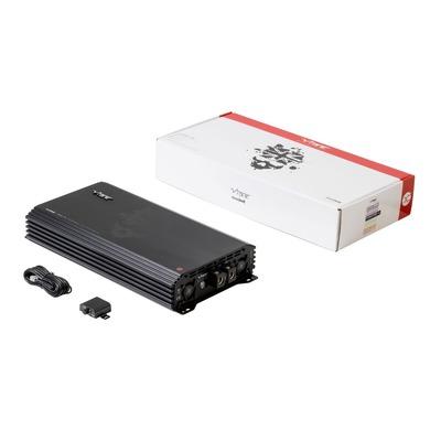 Vibe Audio BLACKDEATH M14K-V6 autóhifi 1 csatornás nagy teljesítményű D-osztályú erősítő
