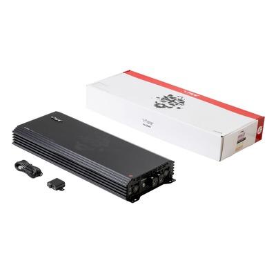 Vibe Audio BLACKDEATH M21K-V6 autóhifi 1 csatornás nagy teljesítményű D-osztályú erősítő