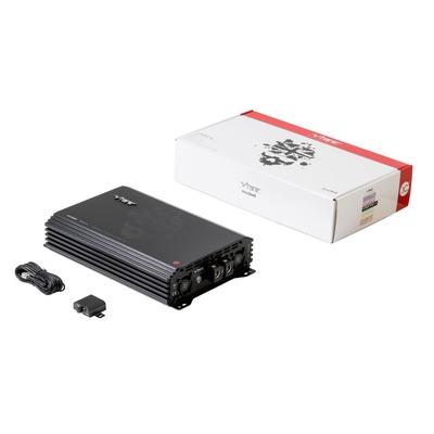 Vibe Audio BLACKDEATH M8K-V6 autóhifi 1 csatornás nagy teljesítményű D-osztályú erősítő