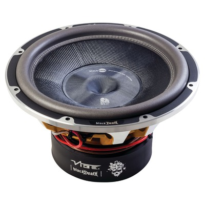 Vibe Audio BLACKDEATH15SPL-V2 autóhifi subwoofer