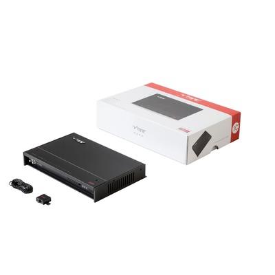 Vibe Audio CvenS4-V4 autóhifi SQ szériás 4 csatornás erősítő
