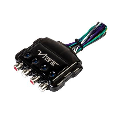 Vibe Audio LOC4-V5 autóhifi jelszint átalakító