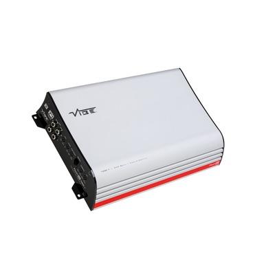 Vibe Audio Powerbox1000.1 autóhifi 1 csatornás erősítő, LED design