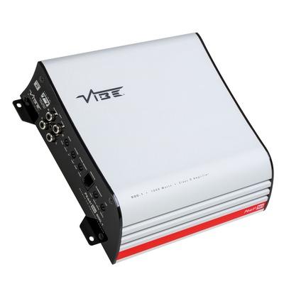 Vibe Audio Powerbox500.1 autóhifi 1 csatornás erősítő, LED design