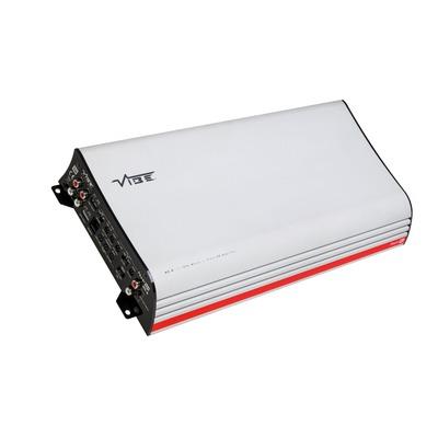 Vibe Audio Powerbox60.5 autóhifi 5 csatornás erősítő, LED design