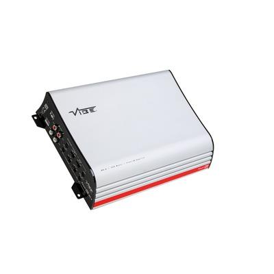 Vibe Audio Powerbox80.4 autóhifi 4 csatornás erősítő, LED design
