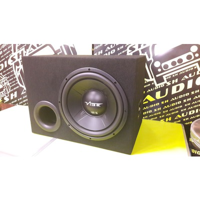Vibe Audio Pulse 12-V4 mélyláda,900watt