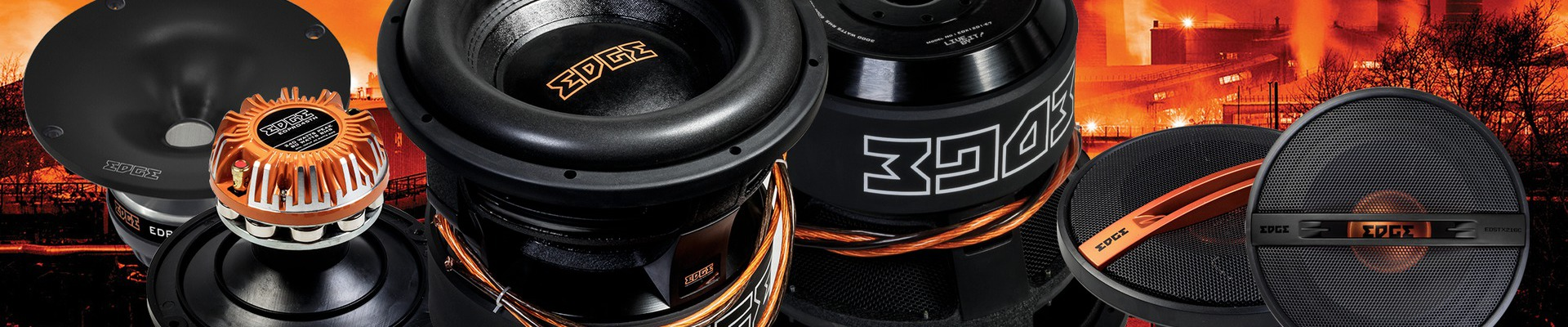 EDGE CAR AUDIO
